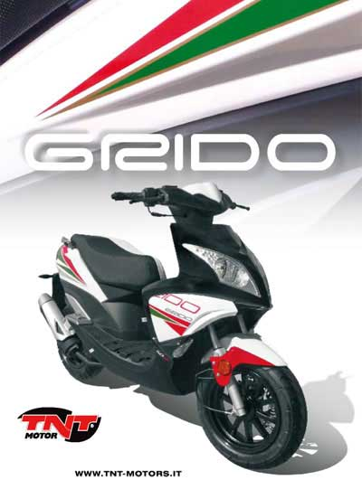 Grido 50cc Dream Motors Distributore Italiano Acsud Sacim